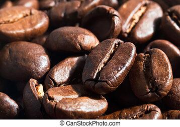 咖啡豆, 背景, v2