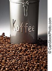 咖啡, 箱子, v1
