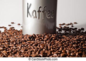 咖啡, 箱子, v2