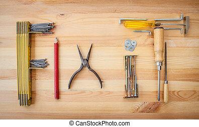 品种, 在中, 工具
