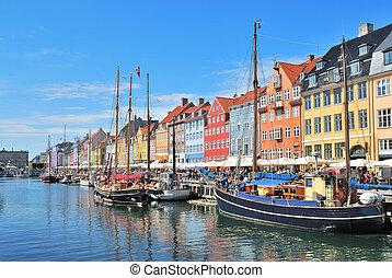 哥本哈根, nyhavn