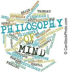 哲学, 心