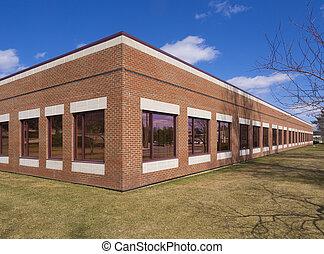 商业的建筑物