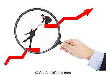 商业, 配合, 放大器, 发现, 市场, 股票