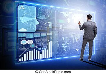 商人, 搜尋, 為, 大, 數据