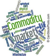 商品, 市場