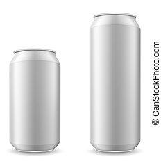 啤酒能, 插圖