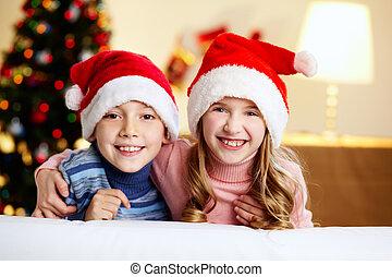 喜び, クリスマス