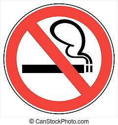 喫煙はなし
