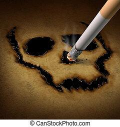 喫煙, 危険