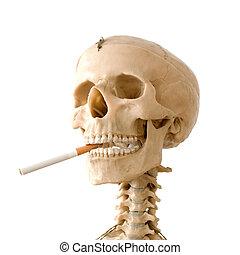 喫煙, 殺す