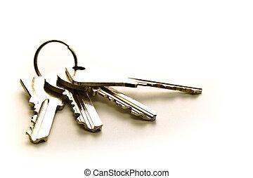 四, 鑰匙