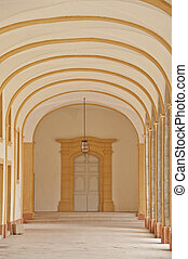 回廊, cluny, 廊下, 修道院