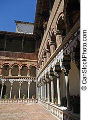 回廊, tuscan