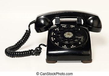 回転式 電話