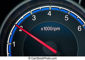 回転速度計