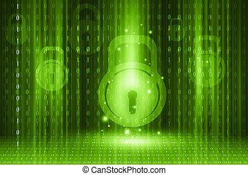 因特網安全, 概念, 上, 數字的背景