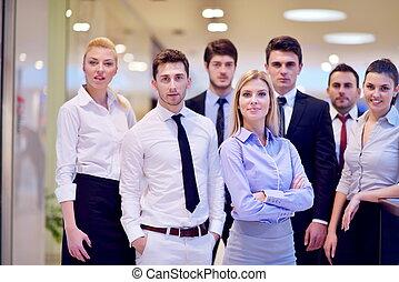 团体, 商务人士