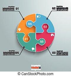 困惑, 有色人種, infographic, 円