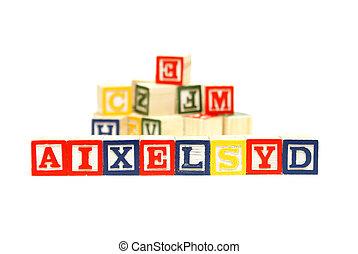困難, dyslexia
