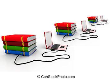 図書館, インターネット
