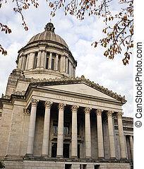 国会議事堂の 建物