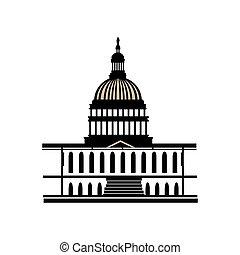 国会議事堂, ワシントン, アメリカ, アメリカ