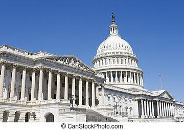 国会議事堂, 中に, ワシントン