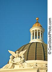 国会議事堂, 円形の建物