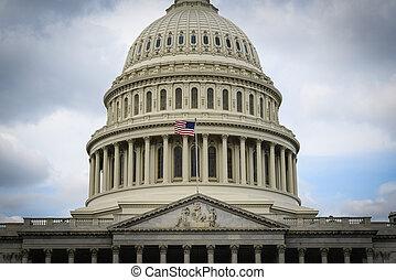 国会, 中に, washington d.c.
