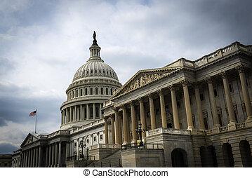 国会, 建物