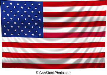 国旗, アメリカ
