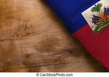国旗, ハイチ