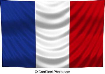 国旗, フランス