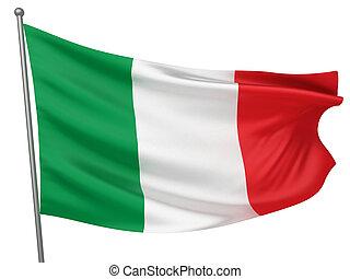 国民, イタリアの旗