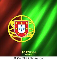 国民, ポルトガルの旗, 背景