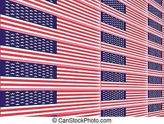 国民, 米国は 印を付ける
