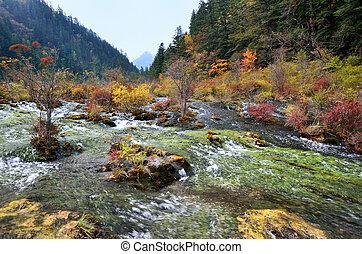 国立公園, jiuzhaigou