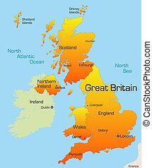 国, イギリス