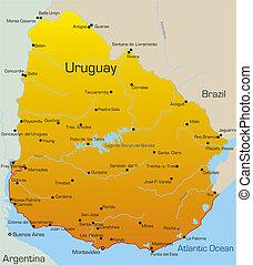 国, ウルグアイ