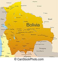 国, ボリビア