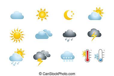 图标, 天气