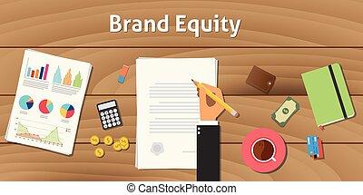 图表, 商标, 工作, 图表, 描述, 手, 纸, 价值, 公平, 商人, 文件, 估价