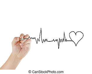 图, 图表, 心跳