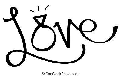 圆环, 爱
