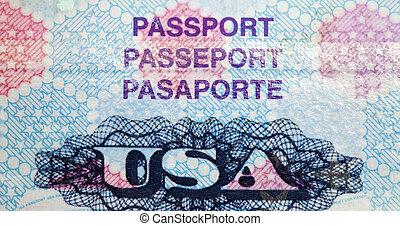 國家, 團結, 護照