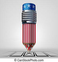 國家, 投票, 團結