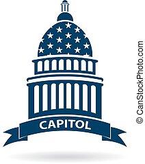 國會, 州議會大廈, 插圖