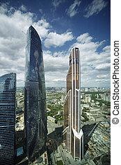 國際, 中心, 莫斯科, 事務