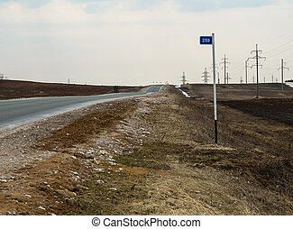 圖像, 天空, 高速公路